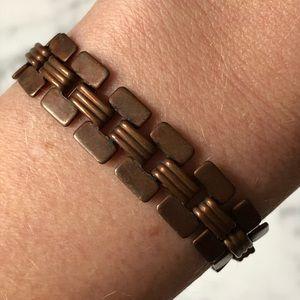 🔥 Vintage Copper Bracelet